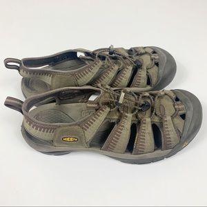 Keen Shoes - Men's Keen Waterproof Sandals size 11